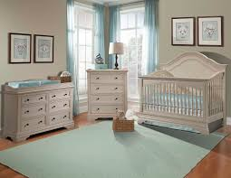 Rugs For Girls Nursery Bedroom Chic Bonavita Baby Furniture Brown Wood Stained Combined