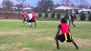 College Flag Football Greensboro College Intramural Flag Football Championship Youtube