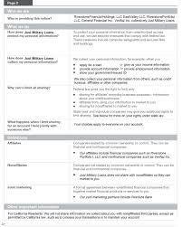 Agreement Letter Template Between Two Parties Privacy Notice Form Mail In With Affiliate Marketing Loan