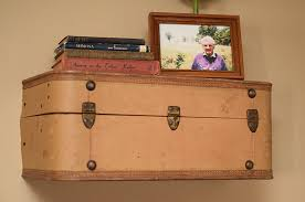 Build A Bookshelf Easy How To Build Suitcase Shelves Easy Step By Step
