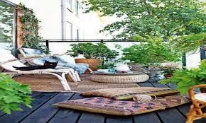 roof terrace garden outdoor balcony ideas for small spaces