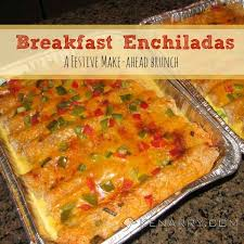 christmas breakfast brunch recipes breakfast enchiladas festive make ahead christmas brunch recipe