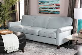 Blue Sofa Set Living Room Phoebe Blue Sofa Living Spaces