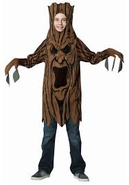 scariest costumes scary tree child costume