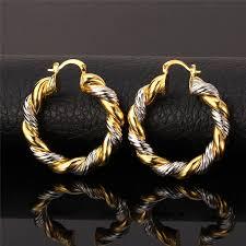 Name Plate Earrings Aliexpress Com Buy Collare Hoop Earrings Fashion Jewelry Gold