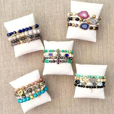 4 Ideas For Jewelry Making - best 25 bracelet display ideas on pinterest jewelry displays