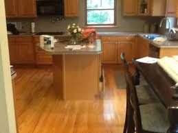 how to restain cabinets the same color what color should i restain my wood floor