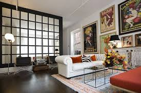 NYC Apartment Tour Desire To Inspire Desiretoinspirenet - Modern and vintage interior design