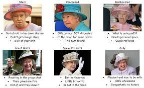 Queen Elizabeth Meme - which queen elizabeth are you vibing taggable tag yourself