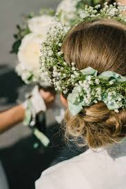 Foliage Flower - rustic seaside wedding with hunter green color palette in maine
