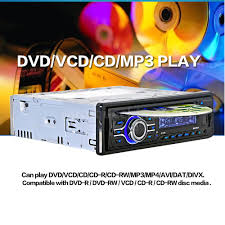 Cd Player With Usb Port For Cars 12v Car Cd Dvd Mp3 Player Stereo Radio Player Fm Aux Input Sd Usb