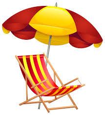 Beach Transparent by Beach Chair Cliparts Clip Art Library