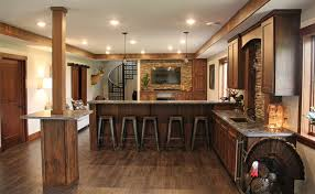 rustic alder cabinets meadville pa fairfield custom kitchens