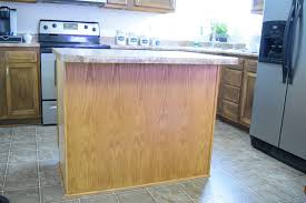 how to trim cabinets add molding to a builder grade kitchen island an easy how