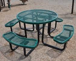 Picnic Benches For Schools Benches Picnic Tables And Other Site Furnishings Are A