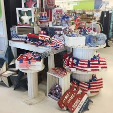 4th of july patio decor here today stores