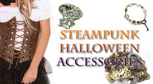 Steampunk Halloween Costumes Nice Steampunk Accessories Female Halloween Costumes