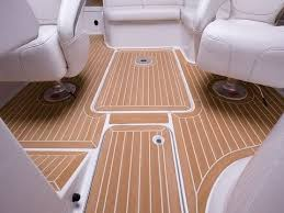 synthetic marine vinyl flooring for boat