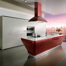 Lacquer Kitchen Cabinets by Op12 L062 Modern Intelligent Lacquer Kitchen Cabinet