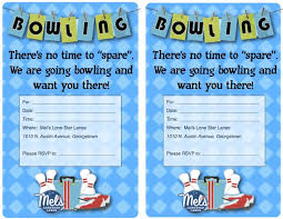 template free printable cosmic bowling birthday party