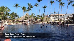 Where Is Punta Cana On The World Map by Royalton Punta Cana Applespecials Com Svh Travel Youtube