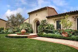 Front Yard Desert Landscape Mediterranean Exterior Mediterranean Style Outdoor Living 2015 Fresh Faces Of Design