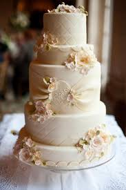 elegant champagne wedding cake carrie s cakes margarita ivory
