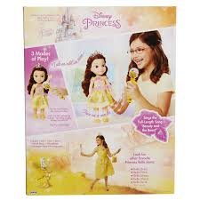 disney princess sing long belle doll walmart canada