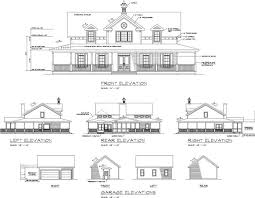 house elevation plans 4 house plans building plans and free house floor from home plans