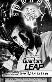quantum leap the film quantum leap poster amazing q u a n t u m l e a p pinterest