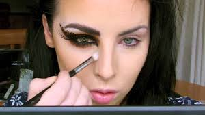 Cat U0026 Stars U0027crazy Make Up U0027 Tutorial Youtube