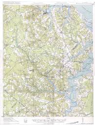 Virginia Colony Map by Isle Of Wight Map Andersons Of Colonial N Carolina