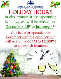 holiday hours sign template free image collections templates