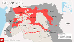 Palmyra Syria Map by Fears Of Terror Export As Isis U0027caliphate U0027 Shrinks Cnn