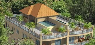 floor plans villas del playa luxury caribbean condos