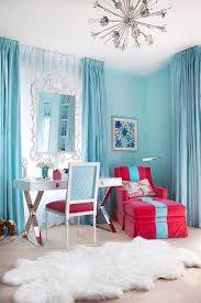 kids room with turquoise curtains contemporary u0027s room