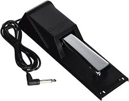 casio sp 3r sustain pedal for casio keyboards amazon ca musical