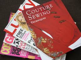 a little vacation reading couture sewing techniques sewaholic