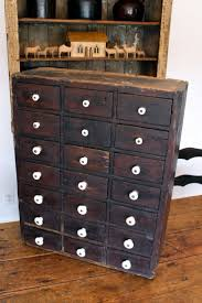 file cabinet www card catalog made from repurposed child s chest
