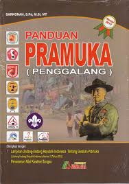 buku panduan be buku panduan pramuka penggalang revisi 2012