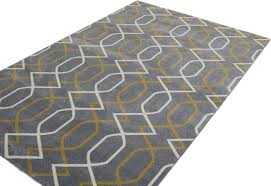 Yellow And Grey Outdoor Rug Charlton Home Freeman Gray Yellow Area Rug Reviews Wayfair