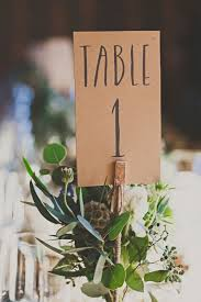 wedding table number ideas wedding table ideas archives oh best day
