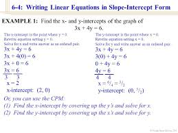 writing linear equations worksheet fts e info