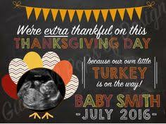 thanksgiving pregnancy announcement chalkboard by lalaexpressions