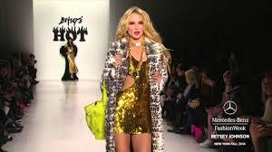 mercedes fashion week york 2014 betsey johnson mercedes fashion week fall 2014 collections