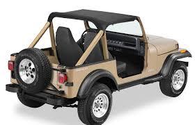 police jeep wrangler 1997 2002 jeep wrangler bestop strapless top bestop 52521 15