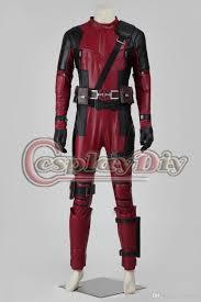 deadpool halloween costume party city 2016 new deadpool costume worn by ryan reynolds mens
