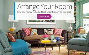 design online your room arrange a room