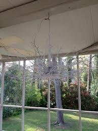 tree branch chandelier decor lovely amazing ceiling tree branch chandelier white style