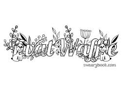 sweary coloring pages google search let u0027s color pinterest